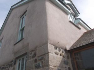 Traditional building Methods Cornwall