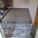 This is an example of Limecrete Floor St Buryan Cornwall