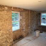 Cob restoration helston west country