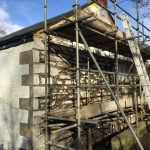 Lime pointing, rendering and plastering in Cornwall